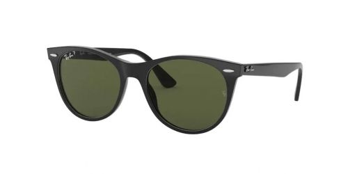 Ray-Ban Ray-Ban WAYFARER II RB2185 901/58 Black Polarized