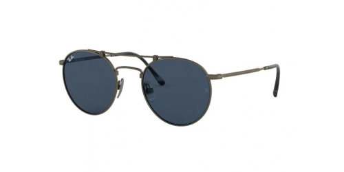 Ray-Ban JAPANESE TITANIUM RB8147 9138T0 Pewter
