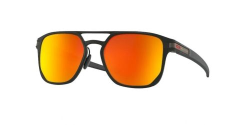 Oakley LATCH ALPHA OO4128 412805 Matte Black Polarized