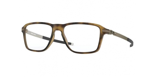 Oakley WHEEL HOUSE OX8166 816604 Satin Brown Tortoise