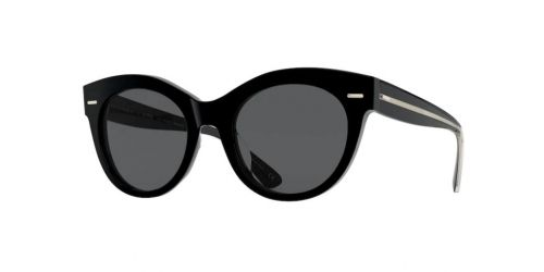 Oliver Peoples GEORGICA OV5421SU OV 5421SU 100581 Black Polarized