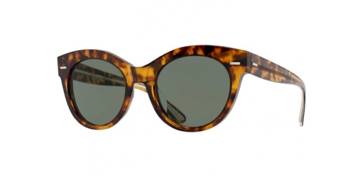 Oliver Peoples GEORGICA OV5421SU OV 5421SU 16639A Whiskey Tortoise Polarized