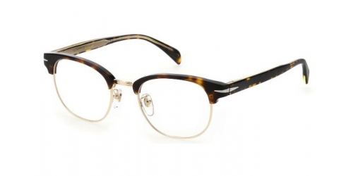 David Beckham DB1012 086 Dark Havana