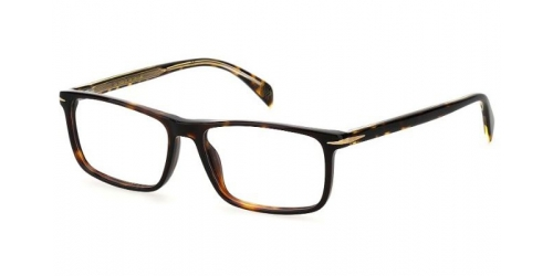 David Beckham DB1019 086 Dark Havana