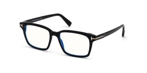 Tom Ford TF5661-B Blue Control TF 5661-B 001 Black