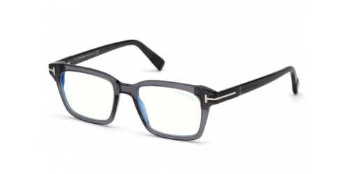 Tom Ford Tom Ford TF5661-B Blue Control TF 5661-B 020 Grey