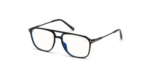Tom Ford Tom Ford TF5665-B Blue Control TF 5665-B 001 Black