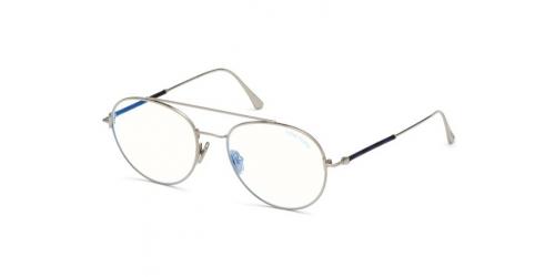 Tom Ford TF5657-B Blue Control TF 5657-B 016 Shiny Palladium