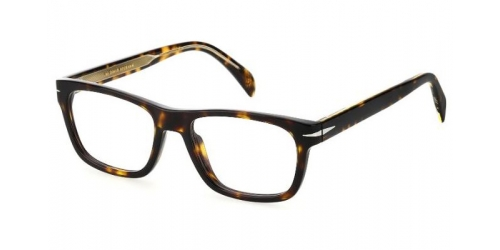 David Beckham DB7011 086 Dark Havana