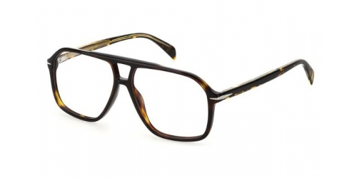 David Beckham DB7018 086 Dark Havana