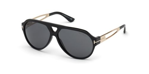 Tom Ford PAUL TF0778 01A Shiny Black