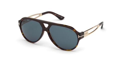 Tom Ford PAUL TF0778 52N Dark Havana