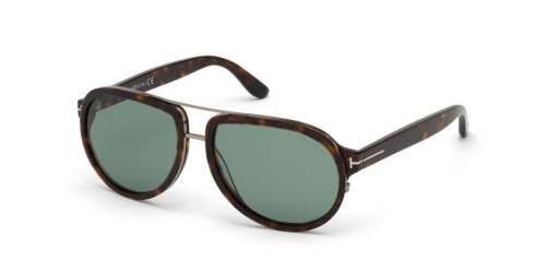 Tom Ford Tom Ford GEOFFREY TF0779 52N Dark Havana