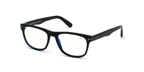 Tom Ford TF5662-B Blue Control TF 5662-B 001 Black