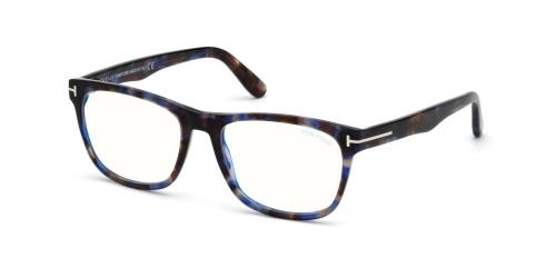 Tom Ford TF5662-B Blue Control TF 5662-B 055 Havana