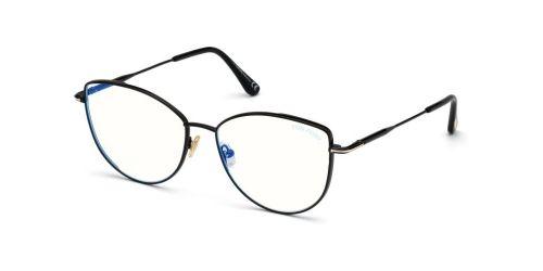 Tom Ford TF5667-B Blue Control TF 5667-B 001 Black