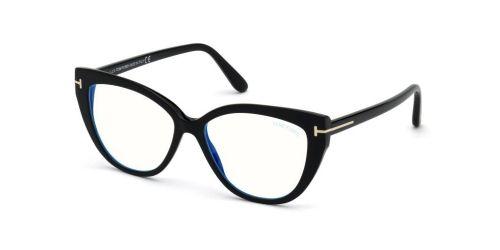 Tom Ford TF5673-B Blue Control TF 5673-B 001 Black