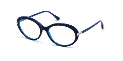 Tom Ford TF5675-B Blue Control TF 5675-B 090 Shiny