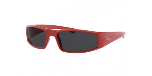 Ray-Ban RB4335 648787 Shiny Red