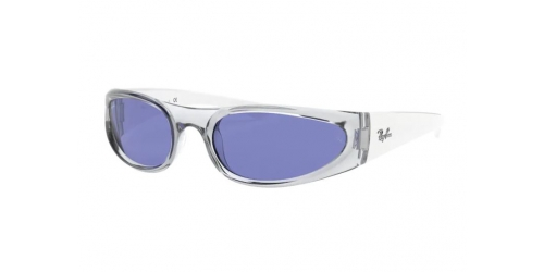 Ray-Ban RB4332 648350 Transparent Blue