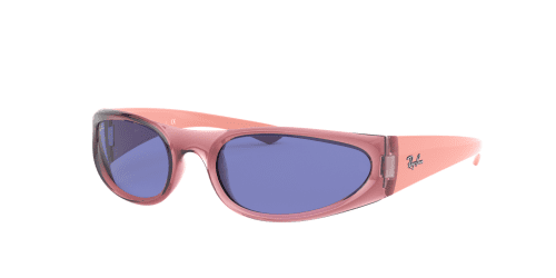 Ray-Ban Ray-Ban RB4332 648080 Transparent Light Pink