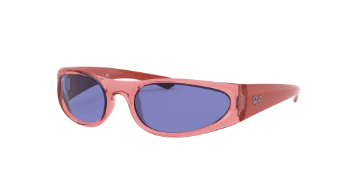 Ray-Ban Ray-Ban RB4332 648480 Transparent Red