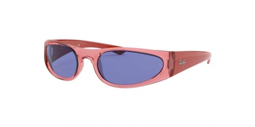 Ray-Ban RB4332 648480 Transparent Red
