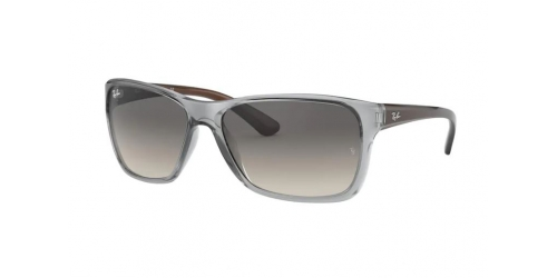 Ray-Ban RB4331 647911 Transparent Grey