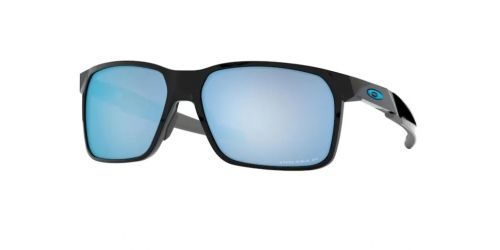 Oakley PORTAL X OO9460 946004 Polished Black Polarized