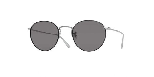 Oliver Peoples COLERIDGE SUN OV1186S OV 1186S 5306R5 Black/Silver
