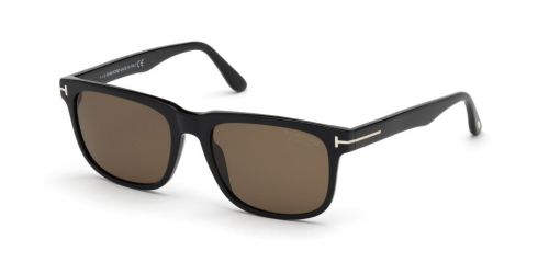 Tom Ford STEPHENSON TF0775/S TF 0775/S 01H Shiny Black Polarized