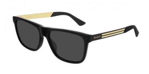 Gucci WEB GG0687S GG 0687S 001 Black