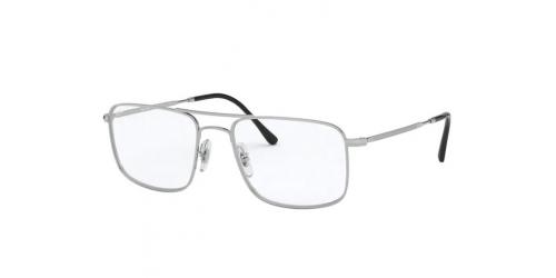 Ray-Ban RX6434 2501 Silver