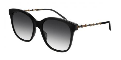 Gucci GUCCI LOGO GG0654S GG 0654S 001 Black