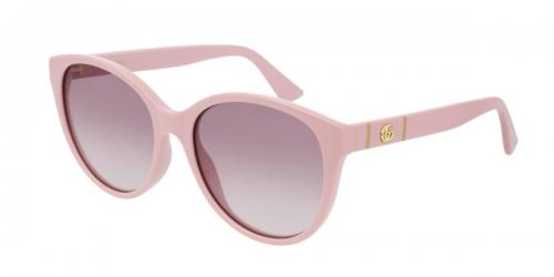 Gucci GUCCI LOGO GG0631S GG 0631S 004 Pink