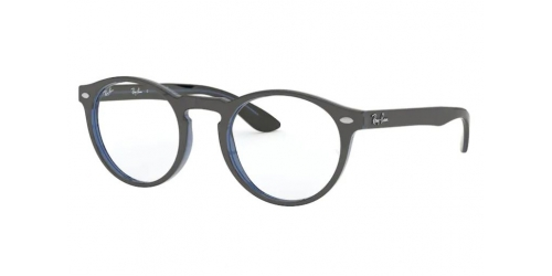 Ray-Ban RX5283 5988 Grey on Transparent Blue