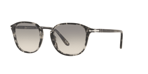 Persol PO3186S PO 3186S 106332 Spotted Grey/Black