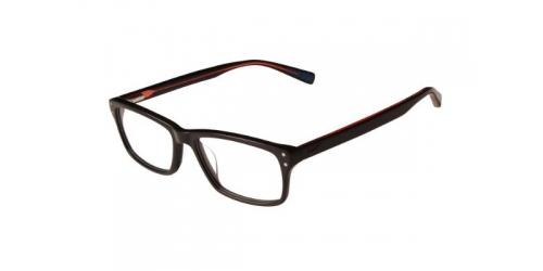 NIKE 7242 002 Black/Total Crimson