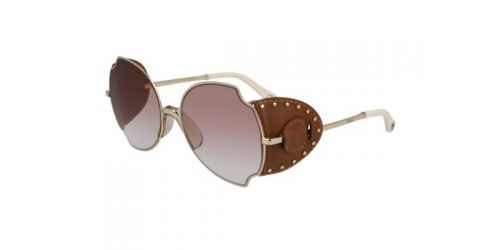 Chloe CE166SL CE 166SL 722 Gold/Gradient Light Brown