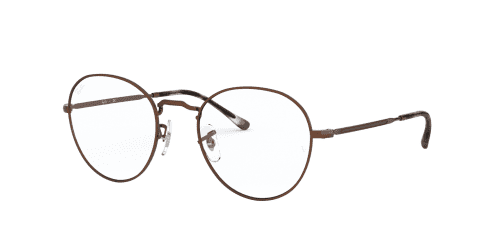 Ray-Ban Ray-Ban RX3582V RX 3582V 3074 Sand Transparent Brown