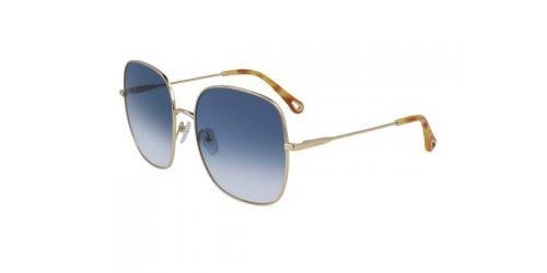 Chloe CE172S CE 172S 816 Gold/Gradient Blue