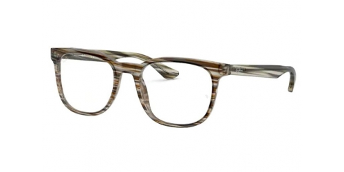 Ray-Ban RX5369 5751 Striped Brown and Grey