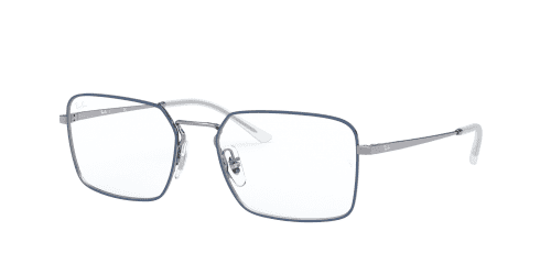 Ray-Ban Ray-Ban RX6440 2981 Blue on Gunmetal