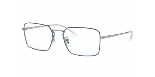 Ray-Ban RX6440 2981 Blue on Gunmetal