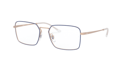 Ray-Ban RX6440 3053 Blue on Copper