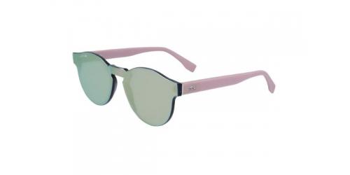 Lacoste L903S L 903S 664 Matte Pink/Green Mirror
