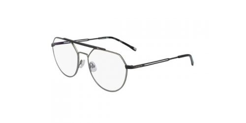 Lacoste L2256PC L 2256PC 035 Matte Light Ruthenium/Grey Havana