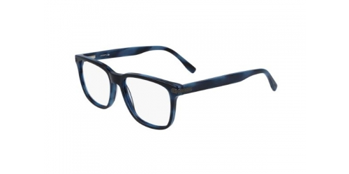 Lacoste L2840 L 2840 424 Striped Blue