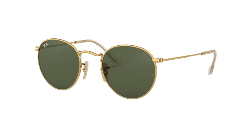 Ray-Ban ROUND METAL RB3447N RB 3447N 001 Arista