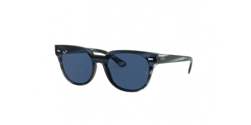 Ray-Ban BLAZE METEOR RB4368N RB 4368N 643280 Striped Blue Havana